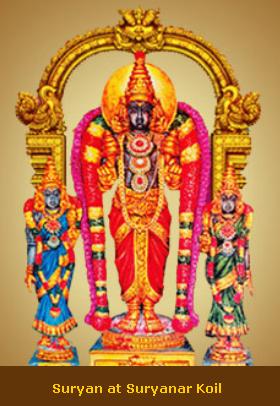 Suriyan - Suriyanar Koil - Surya Gayatri