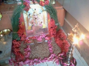 Ketu Yantra Mantra Pooja