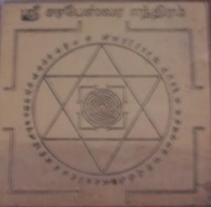 Sarabeswarar Yantra - sarabeswarar Mantra - Shiva Yantra