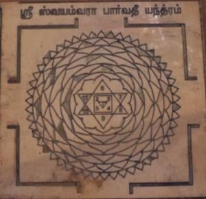 Swayamvaraparvathi Yantra - Swayamvara parvathi Yantra - Parvathi Yantra