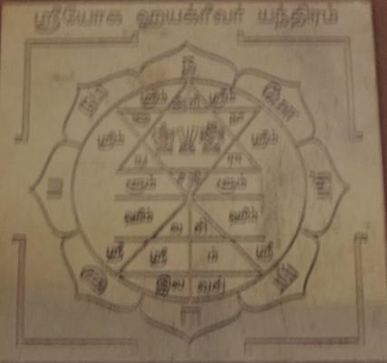 Yoga Hayagreevar Yantra - Vishnu Yantras